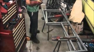 Weekend Project - Steel Workbench