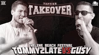 Tommy2Late vs. Gusy - Takeover Freestyle Contest | Helene Beach Festival (VR 4/4)