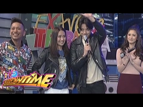 It's Showtime: KathNiel visits It's Showtime