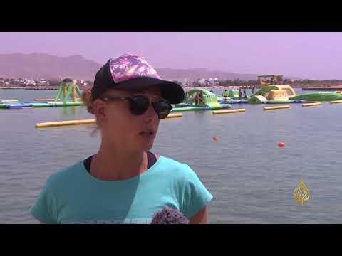 العقبة تستضيف بطولة التزلج على الماء  - 14:22-2018 / 5 / 19