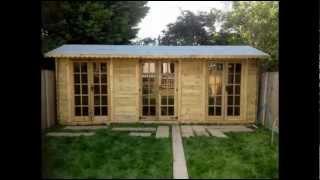 Rb Log Cabins, Bespoke Design , Summer Houses, Play Houses, Garages, Offices, Workshops,