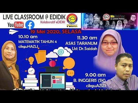 Live Classroom @ Edidik Pendidikan Islam