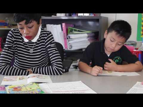 """I Love Wilson Charter School"" - Student Profile, Pedro"