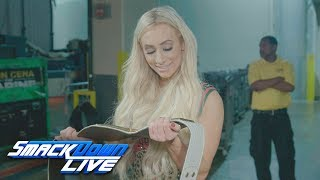 Carmella makes the SmackDown Women's Title a bit more her: SmackDown Exclusive, April 10, 2018
