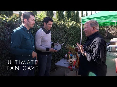 Ultimate Fan Cave: Captain's Quarters