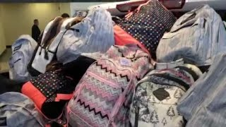 Kelley Automotive fills backpacks for homeless