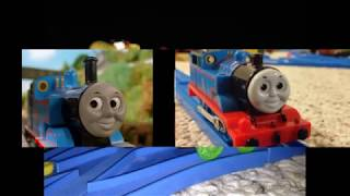 Thomas, Percy and the Dragon Remake Comparison