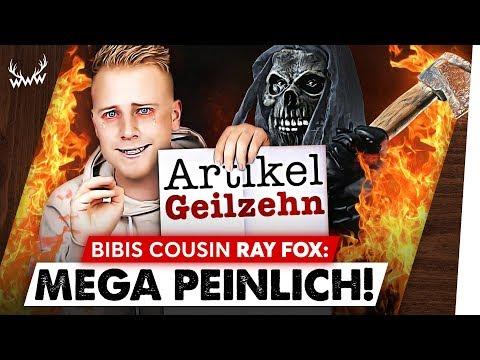 PEINLICH: Ray Fox HEUL-Statement! • Artikel 13: YouTube muss STERBEN!   #WWW