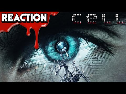 CELL (2016) | Trailer Reaction - Upcoming Stephen King Film streaming vf