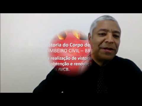 Curso de AVCB e CLCB - Aula 01 - WhatsApp: (011) 9.6355-4726 - carlos@bracoforte.com.br