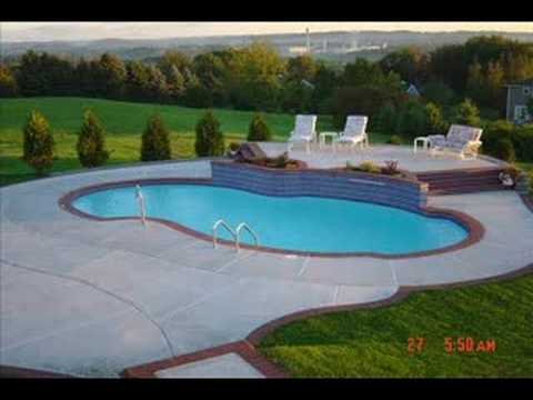 San Juan Fibergl Pools Atlantic Model