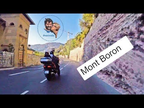 Saint-Jean-Cap-Ferrat - Mont Boron yolu [Full HD]
