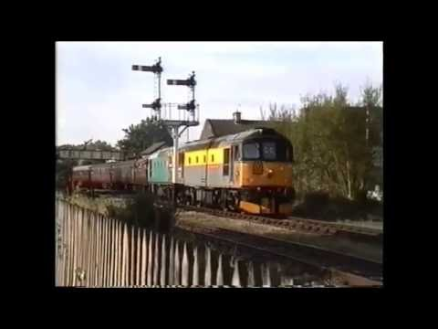 ELR Gala Sept 1999. Classic Traction and thrash