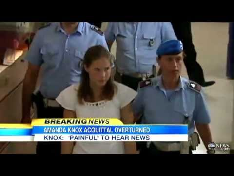 Amanda Knox 'Shocked' By Court Ruling That She Will Be Tried Again For Murder