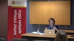 Conférence d'Antoinette Rouvroy : «Homo Juridicus est-il soluble dans les données ?»
