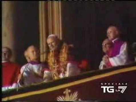 Elezione di Papa Giovanni Paolo II - 16 ottobre 1978