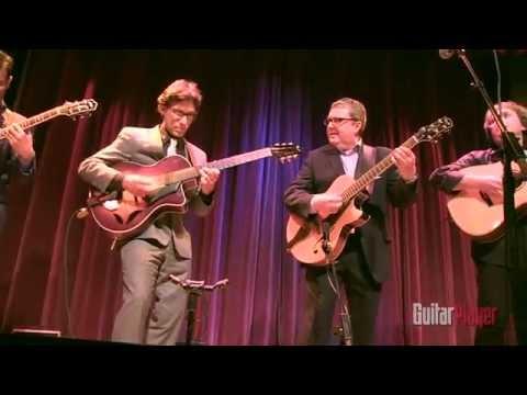 The Great Guitars (Taylor, Vignola, Raniolo, D'Agostino) Live Pt. 1