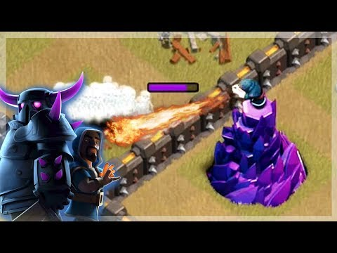 THE BEST WIZARD TOWER IN THE GAME | Clash of Clans