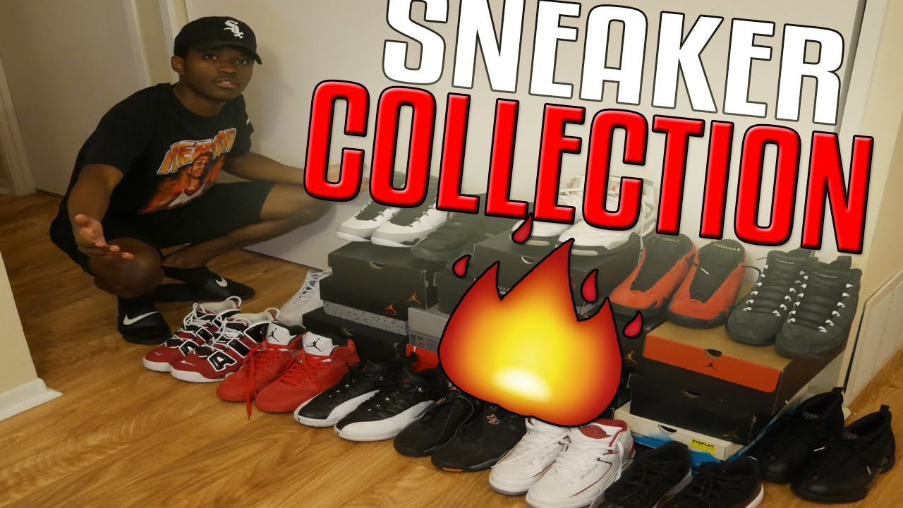 MY ENTIRE SHOE COLLECTION | FULL OF HEAT!