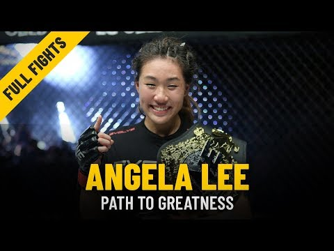 Angela Lee's Path To Greatness | ONE: Full Fights & Features
