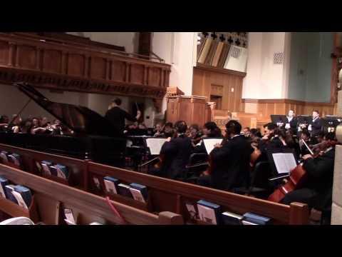 UNCG Symphony Orchestra-Rachmaninoff