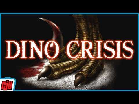 Dino Crisis Part 1 | Survival Horror Game Walkthrough | PC Version Gameplay