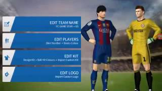 This video will show you how to change team logo !!! ( dream league soccer )