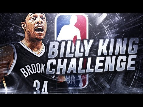TRADING EVERY PICK! BILLY KING CHALLENGE! NBA 2K18