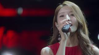"BoA / 『BoA For RELAXING -Movie Edition-』(from BoA THE LIVE 2018 ""X'mas"")"