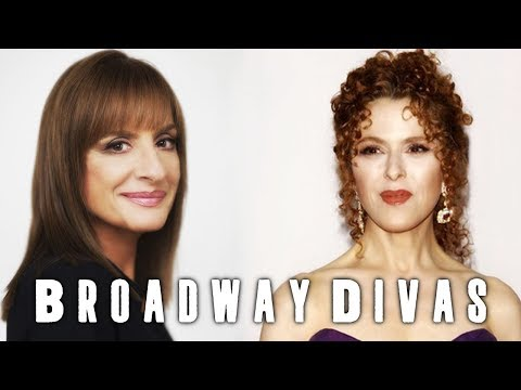 Patti LuPone VS Bernadette Peters  Same