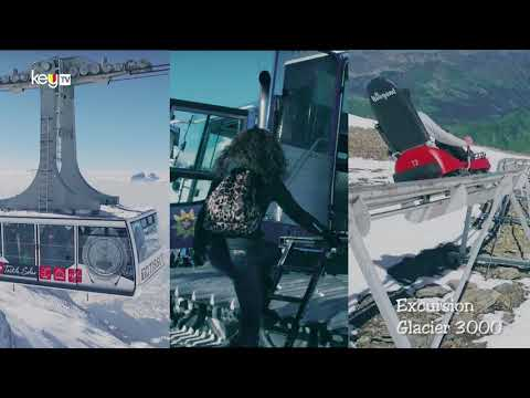 Day Trip to Glacier 3000 & Montreux - Video