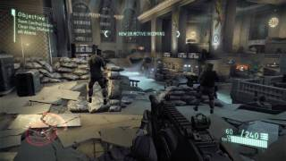 Crysis 2 - PC | PS3 | Xbox 360 - Central Station gameplay preview official video game trailer HD