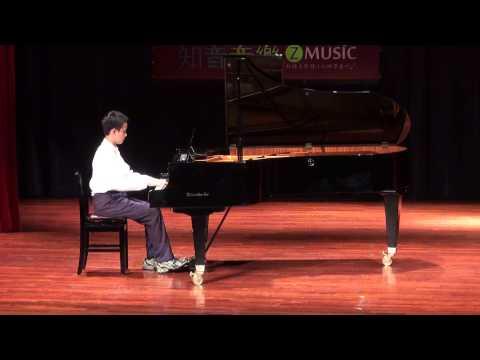 小狗圓舞曲(又稱為分鐘圓舞曲  Waltz In D-flat Major, Op. 64, No. 1)。 演出者:莊景舜