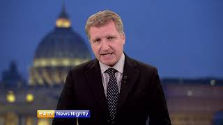 Vatican statement: Pope Francis not in favor of optional priestly celibacy - EWTN News Nightly
