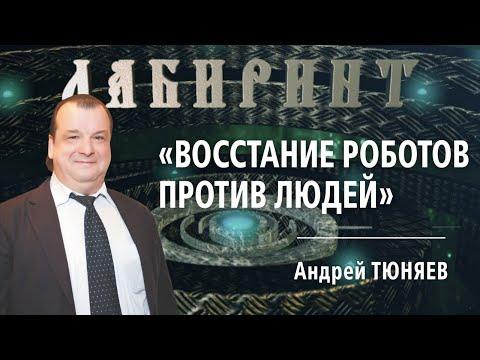 ЛАБИРИНТ | Восстание роботов против людей | Джули По и Андрей Тюняев