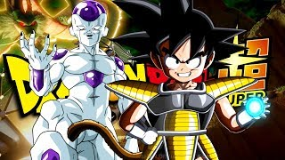 E se GOKU fosse RAPITO e CRESCIUTO da FREEZER? #WHATIF Dragon Ball Xenoverse 2 Gameplay ITA
