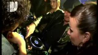 Belgian DJs first CDJ-2000 experience: Marco Bailey, Marko, Tom De Neef, Master Lee, Raoul, Zohra