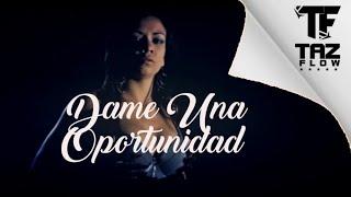 Taz Flow El Artesano   Dame Una Oportunidad [Video Oficial Lyrics]