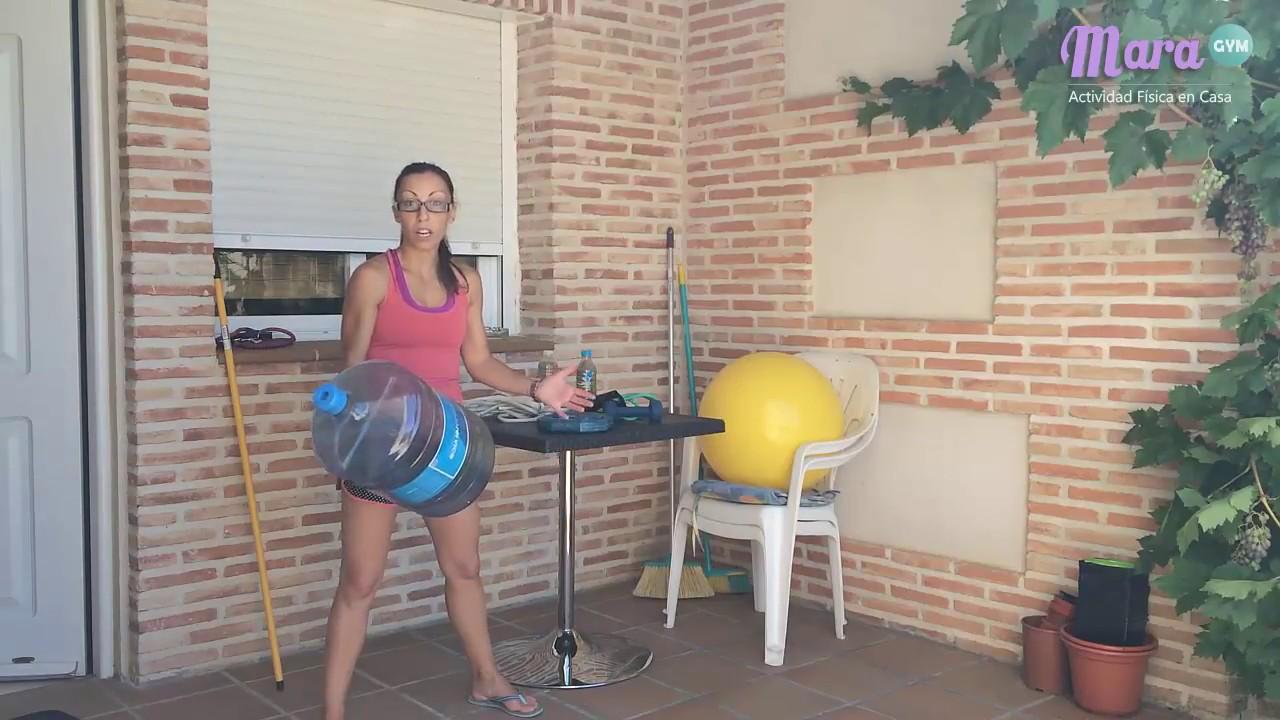 entrenamiento funcional para hacer en casa