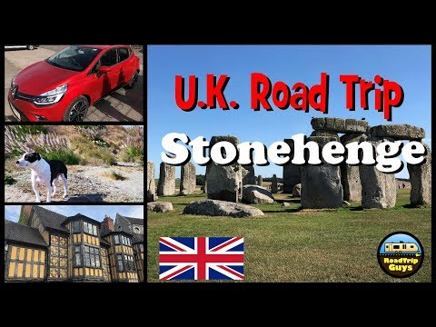 Stonehenge - The world's most famous megalithic monument!