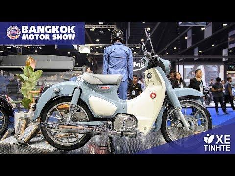 Xem Chi Tiết Honda Super Cub C125 Giá Gần 60 Triệu ở Thái, Có Smart Key, Đèn Full LED | Xe.tinhte.vn