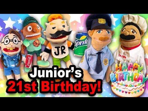 SML Movie: Bowser Junior's 21st Birthday!