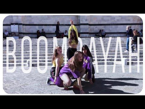 [K - POP IN PUBLIC - ITALY] BLACKPINK - BOOMBAYAH Dance Cover