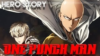 【AMV】OnePunchMan - 『Hero Story』| ВанПанчМен - История Героя