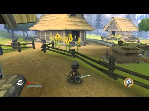 новая игра mini ninjas 2 часть