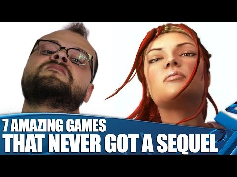 7 Amazing Games That Never Got A Sequel