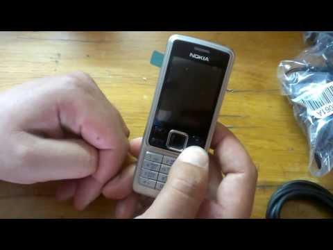 посылка с Aliexpress Nokia 6300