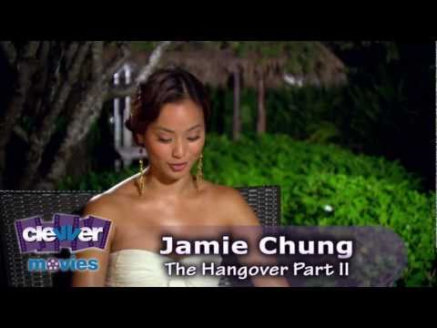 Jamie Chung 'The Hangover Part 2' Interview