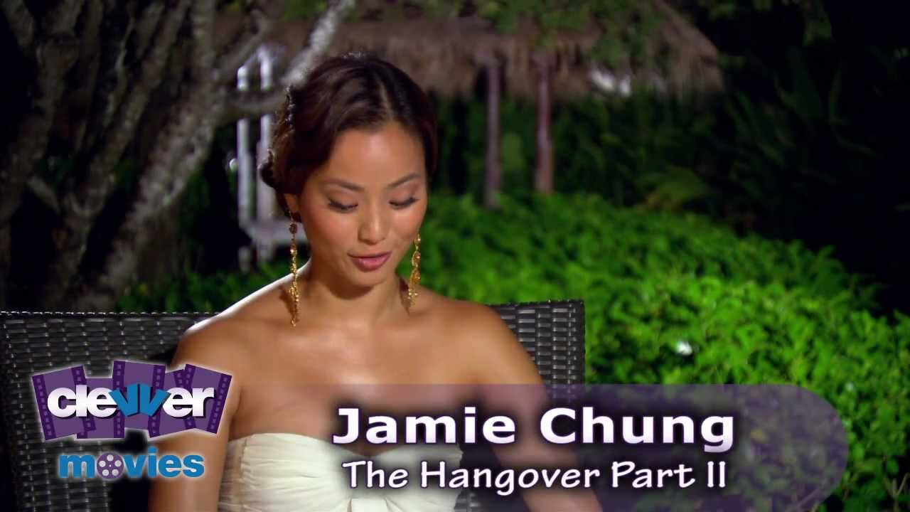 Jamie Chung Scene jamie chung 'the hangover part 2' interview
