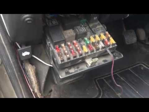 видео: ВАЗ 2110 не работают все стеклоподъемники!!! Одна из причин.
